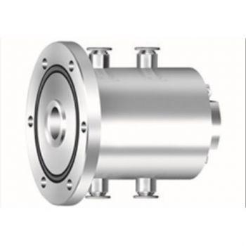SR80法兰式空心轴四水咀磁流体密封装置(联系客服询价)