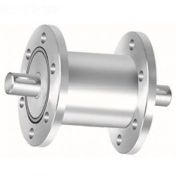 SR12实心轴双法兰盘磁性流体密封装置(联系客服询价)