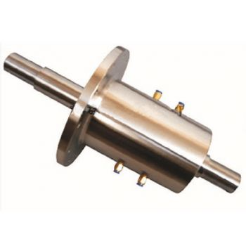 SR050实心轴法兰式四水咀磁液体密封装置(联系客服询价)
