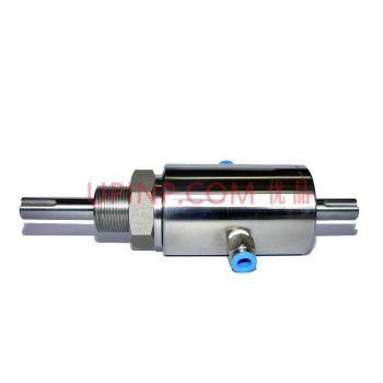 SR06实心轴小法兰式磁性流体密封装置 (联系客服询价)