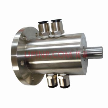 SR06实心轴法兰盘磁性流体密封装置(联系客服询价)