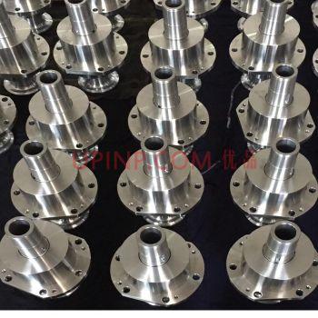 SR08实心轴法兰式四水咀磁液体密封装置(联系客服询价)