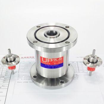 空心轴法兰盘磁性流体密封装置(联系客服询价)