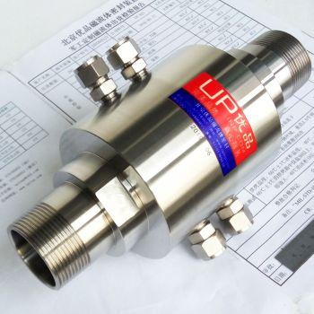 SR40空心轴法兰盘磁性流体密封装置