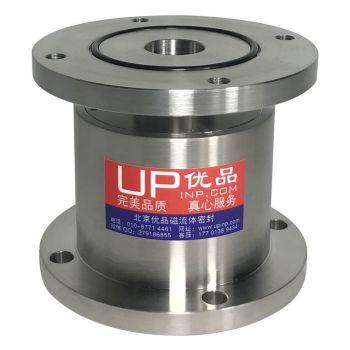 活法兰空心轴式磁流体密封装置SR20(内丝定位式)
