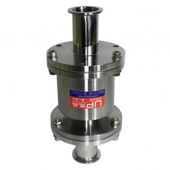 KF25空心轴法兰盘磁性流体密封装置